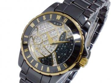 ヴィヴィアン ウエストウッド VIVIENNE WESTWOOD クオーツ 腕時計 VV088SGDBK