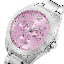 コーチ トリステン ブレスレット クオーツ レディース 腕時計 CO14502236 ピンク