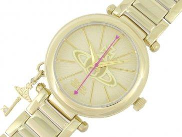 ヴィヴィアン ウエストウッド VIVIENNE WESTWOOD 腕時計 レディース VV006KGD