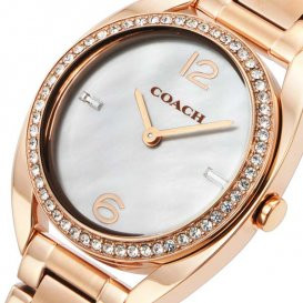 コーチ COACH サム ブレスレット レディース 腕時計 CO14502028 ピンクゴールド