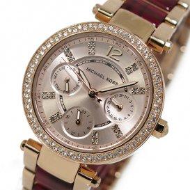 マイケルコース クオーツ レディース 腕時計 MK6239 ピンクゴールド