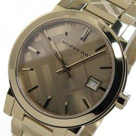 バーバリー BURBERRY シティ クオーツ レディース 腕時計 BU9145 ゴールド