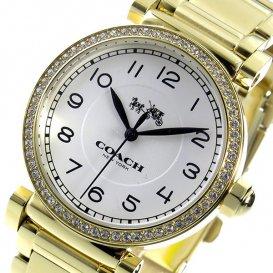 コーチ COACH マディソン クオーツ レディース 腕時計 14502397 ゴールド