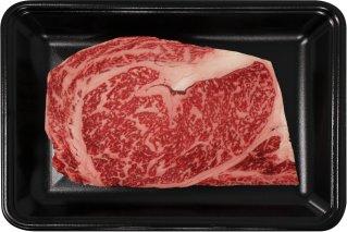 都萬牛 リブロースステーキ 300g