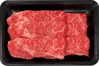 都萬牛 ロースすき焼き(300g)