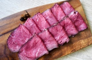 都萬牛 ローストビーフ(約150g)