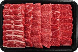 都萬牛 焼肉セット 上 (500g)