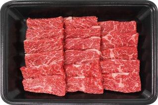 都萬牛 上カルビ焼き肉用(500g)