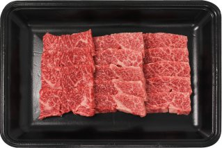 都萬牛 特上カルビ焼き肉用(500g)