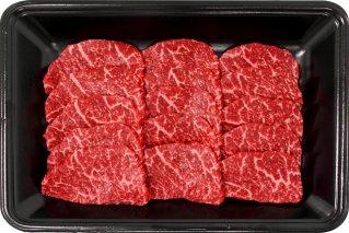 都萬牛 モモ・ウデ焼き肉用(500g)