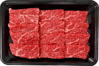 都萬牛 イチボ焼き肉用(500g)