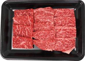 都萬牛 ロース焼き肉用(500g)