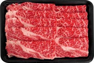 都萬牛 ロースすき焼き(500g)