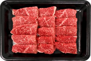 都萬牛 トモサンカク(300g)焼き肉用
