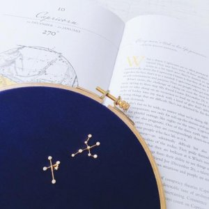CONSTELLATION EAR-PIN