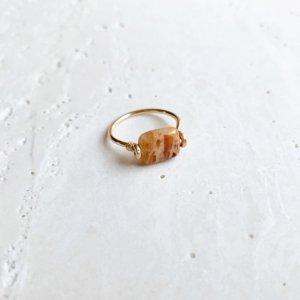 Pebble Ring_オパール