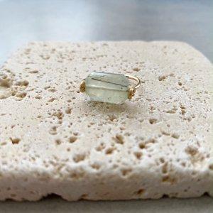 Pebble Ring_プレナイト