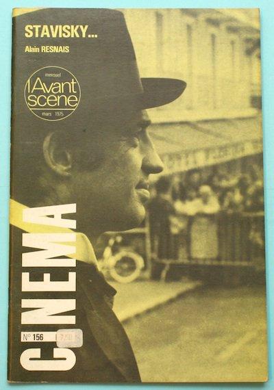 L'Avant-Scene Cinema No156 特集 アラン・レネ「薔薇のスタビスキー」