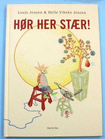 HOR HER STAER ! Louis Jensen & Helle Vibeke Jensen