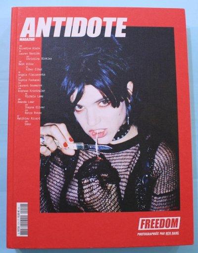 Antidote Magazine No.12 2016