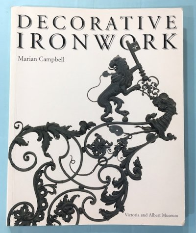 DECORATIVE IRONWORK Marian Campbell
