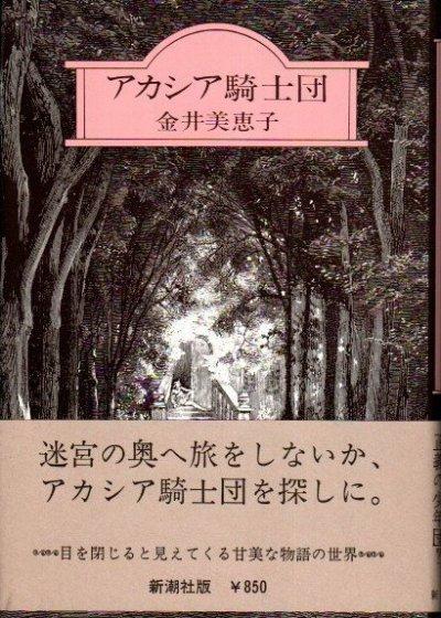 アカシア騎士団 金井美恵子