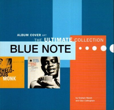 BLUE NOTE ALBUM COVER ART THE ULTIMATE COLLECTION ブルー・ノート