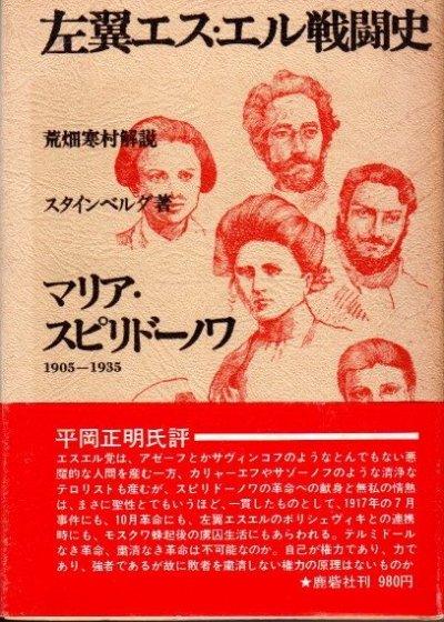 左翼エス・エル戦闘史 マリア・スピリドーノワ 1905-1935 スタインベルグ