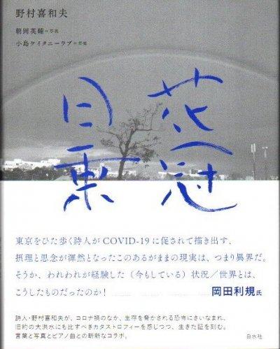 花冠日乗 野村喜和夫 写真朝岡英輔 音楽小島ケイタニーラブ
