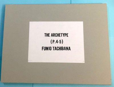THE ARCHETYPE (P.4-5) FUMIO TACHIBANA 立花文穂