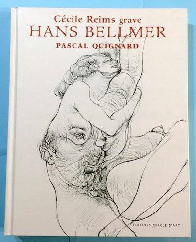 Cecile Reims grave HANS BELLMER ハンス・ベルメール