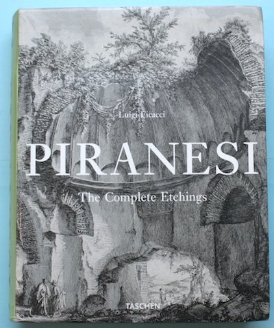 PIRANESI The Complete Etchings ピラネージ
