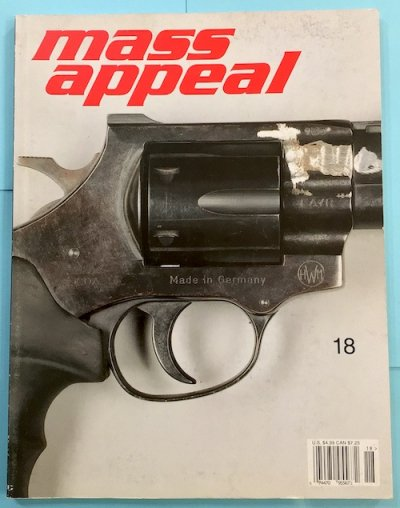 mass appeal issue18