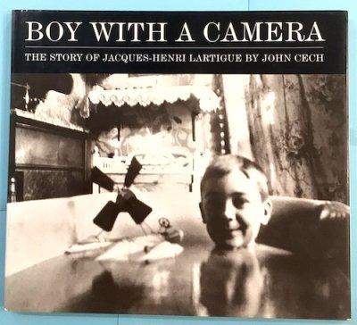 BOY WITH A CAMERA JOHN CECH