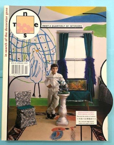 NEST 12 A Quarterly of Interiors spring 2001