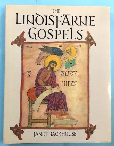 THE LINDISFARNE GOSPELS リンディスファーンの福音書
