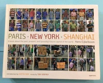 PARIS・NEW YORK・SHANGHAI Hans Eijkelboom ハンス・エイケルブーム