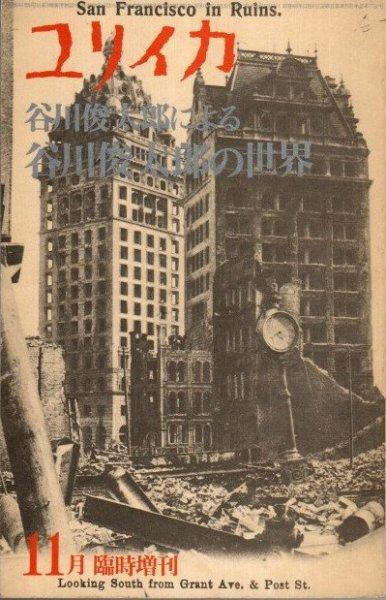 ユリイカ 1973年11月臨時増刊 谷川俊太郎による谷川俊太郎の世界