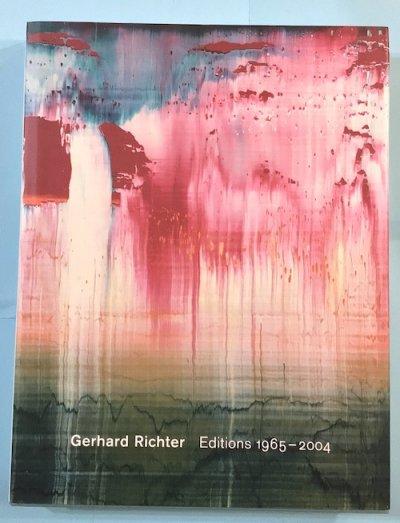 Gerhard Richter(ゲルハルト・リヒター) editions 1965-2004