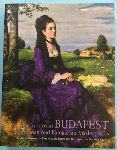 ブダペスト : ヨーロッパとハンガリーの美術400年 : ブダペスト国立西洋美術館&ハンガリー・ナショナル・ギャラリー所蔵 : 日本・ハンガリー外交関係開設150周年記念
