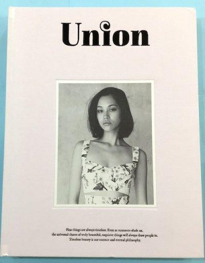 Union 05 Spring & Summer 2014 水原希子/表紙