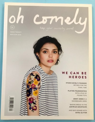 oh comely 20
