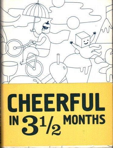 CHEERFUL IN 3 1/2 MONTHS SUE DOEKSEN