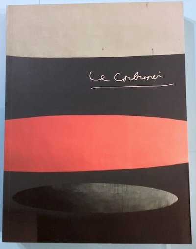 ル・コルビュジエ展カタログ