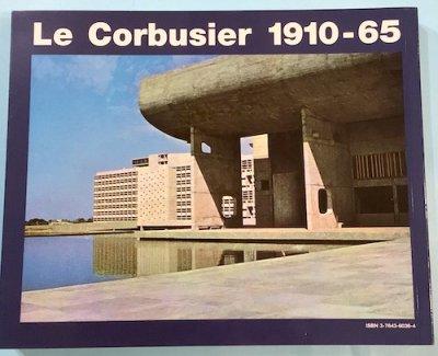 Le Corbusier 1910-65 ル・コルビュジエ
