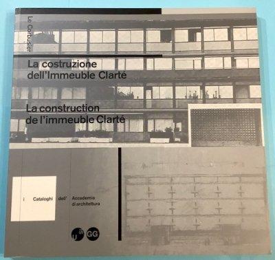 La costruzione dell'Immeuble Clarte Le Corbusier ル・コルビュジエ