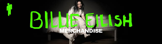 BILLIE EILISH MERCHANDISE-8