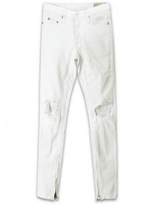 <strong>mnml LA</strong>M1 WHITE DENIM<br>WHITE