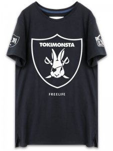 <strong>FREELIFE LA</strong>TOKIMONSTA COLLABORATION T-SHIRT<br>BLACK