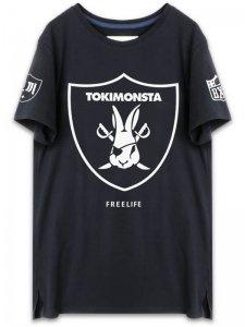 <strong>FREELIFE LA</strong>TOKIMONSTA COLLABORATION T-SHIRT<br>BLACK